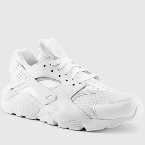 White Nike Haurache Run - size 7/7.5 womens